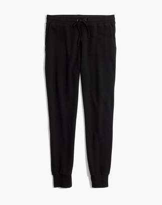 Madewell Terry Trouser Sweatpants