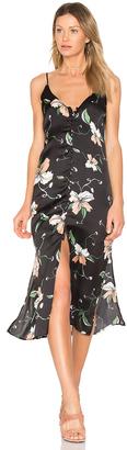 Bardot Hibiscus Slip Dress $98 thestylecure.com