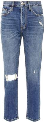 Current/Elliott 'The Vintage' ripped jeans