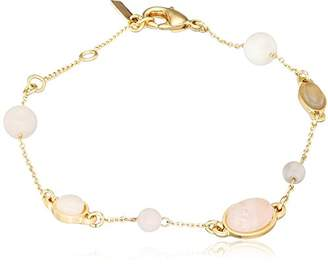 Pilgrim Women Gold Plated Strand Bracelet - 201742702