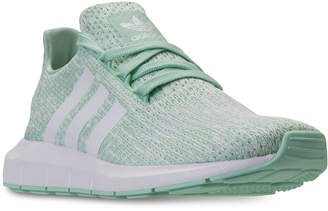 adidas Girls' Swift Run Running Sneakers from Finish Line