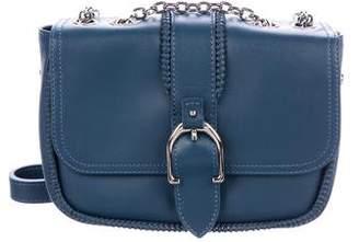 Longchamp 2018 Amazone Leather Crossbody Bag
