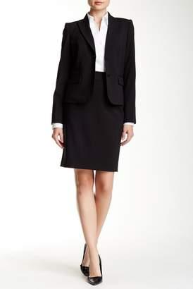 Modern American Designer Suit Skirt