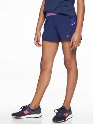 Athleta Girl Colorblock Record Breaker Short