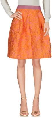 Pinko Knee length skirts - Item 35357627OQ