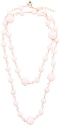 Edward Achour Paris oversized beads necklace