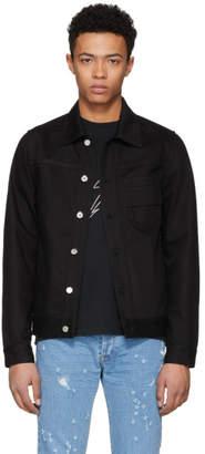 Givenchy Black Denim Jacket