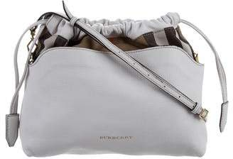 Burberry Little Crush Drawstring Crossbody Bag