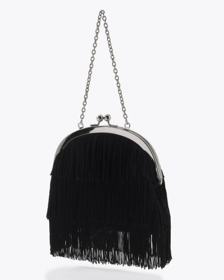 Fringe Cafe Bag