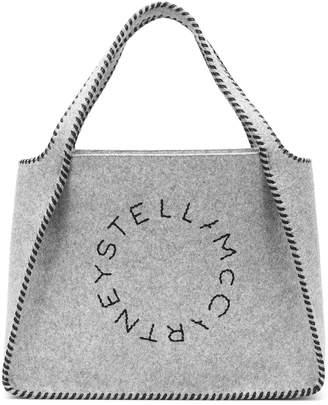 Stella McCartney Stella Logo eco-felt tote