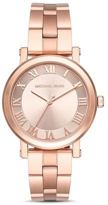 Michael Kors Norie Watch, 38mm $225 thestylecure.com