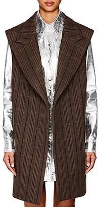 Calvin Klein Women's Herringbone Wool