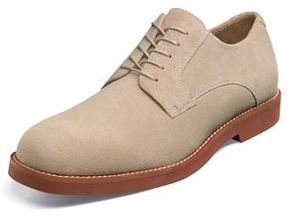 Florsheim Kearny Plain Toe Buck Shoe
