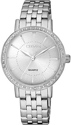 Citizen Dress Silver Watch EL3040-80A