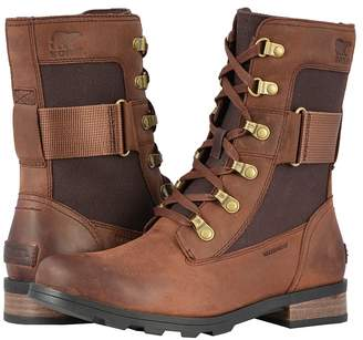 Sorel Emelietm Conquest Women's Lace-up Boots