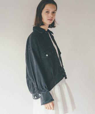 Heather (ヘザー) - バックロングデニムジャケット