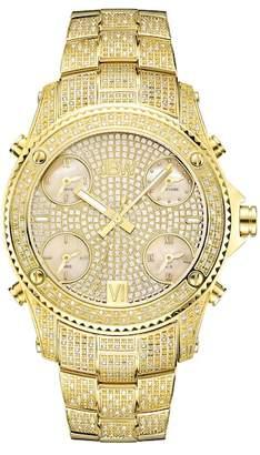 JBW Men's Jet Setter Diamond Watch - 2.34 ctw $495.97 thestylecure.com