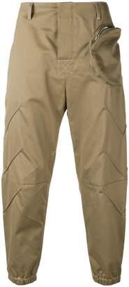 Pihakapi cargo trousers