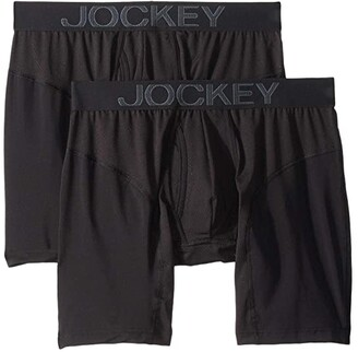 Jockey Athletic Rapidcool Midway Brief 2-Pack