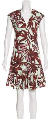 Etro Sleeveless Printed Dress