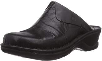 Josef Seibel Women's Catalonia 48 Low Wedge Clog 40 M EU