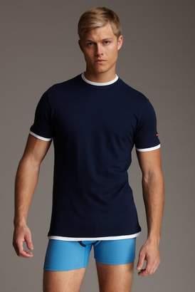 Report Tencel Short Sleeve T-Shirt