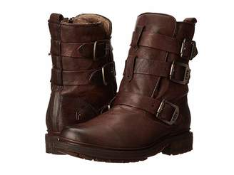 Frye Valerie Strappy Cowboy Boots