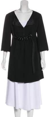 Schumacher Dorothee Wool-Blend Knee-Length Coat
