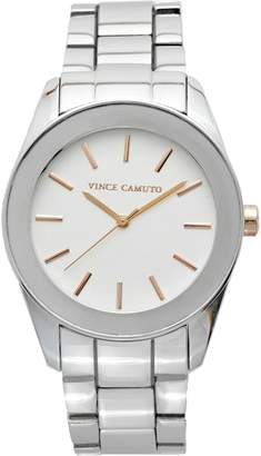 Vince Camuto Round-dial Bracelet Link Watch