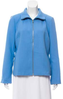St. John Structured Wool Jacket