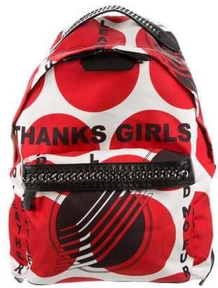 Stella McCartney 2017 Thanks Girls Go Backpack