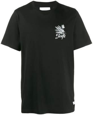 Stampd tropical T-shirt