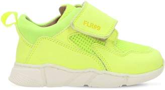 Florens LEATHER STRAP SNEAKERS