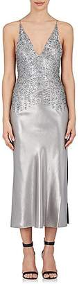 Narciso Rodriguez WOMEN'S SILK EMBELLISHED GOWN