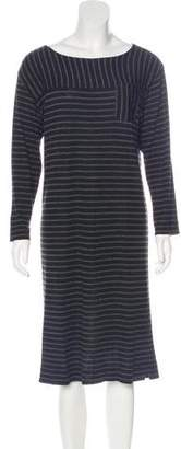 Steven Alan Knit Knee-Length Dress