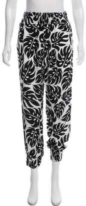 Mikoh Printed High-Rise Pants w/ Tags