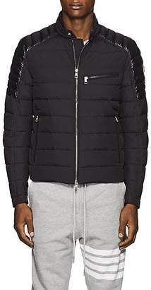 Moncler Men's Down-Quilted Puffer Jacket - Black