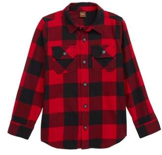 Tea Collection Flannel Shirt