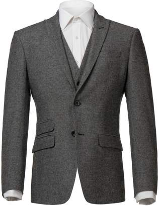 Men's Alexandre of England Varick Tailored Donegal Jacket