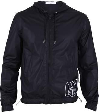Givenchy Black Logo Jacket