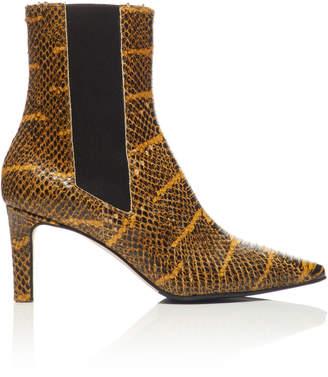 Leila Aeyde Snake Boot