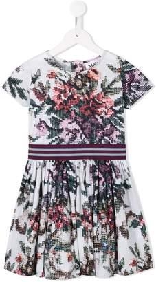 Molo floral printed dress