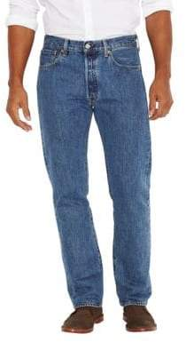 Levi's 501 Original Jeans Medium Stonewash