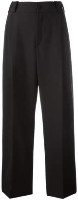 Lanvin straight leg trousers