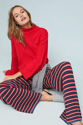 MiH Jeans Ladybird Striped Pants