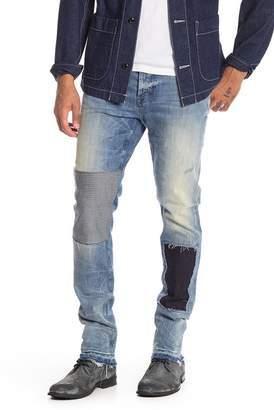 Hudson Jeans Sartor Relaxed Skinny Released Hem Jeans