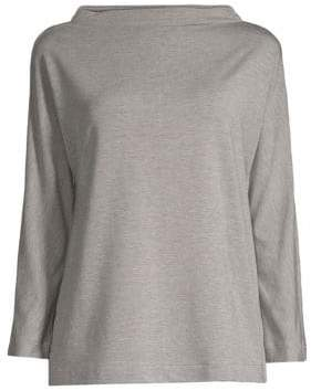 Hanro Balance Long Sleeve Shirt