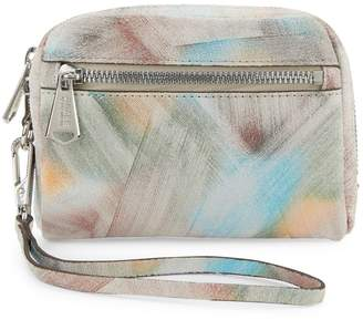 Aimee Kestenberg Ina Convertible Leather Clutch