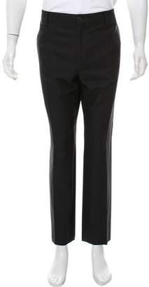 Dolce & Gabbana Wool Cropped Dress Pants
