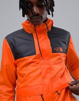The North Face 1985 Seasonal Celebration Mountain Jacket in Orange